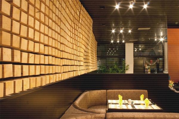Sao schiavello architects office for Akasaka japanese cuisine