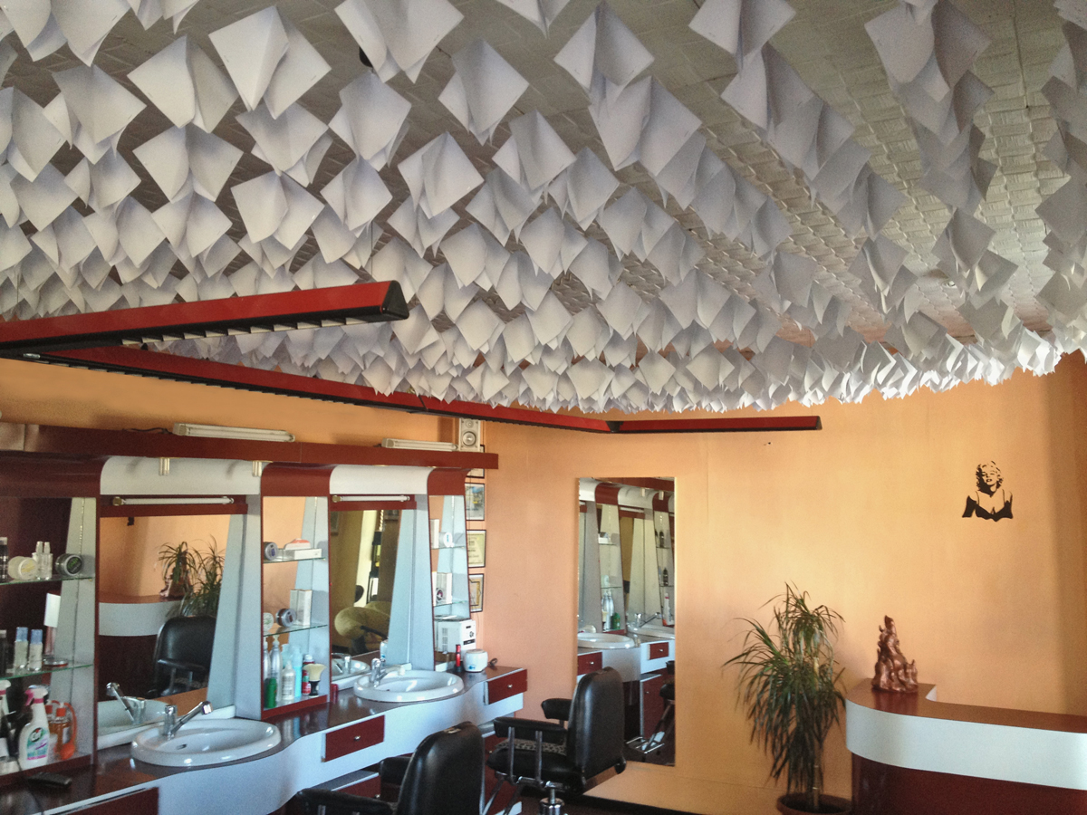 SAO / Schiavello Architects Office - CAMPANULA CEILING ...